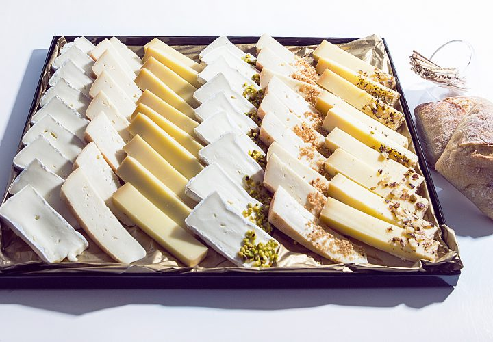 Coffret fromage